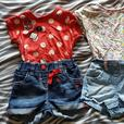 girls 18-24 month playsuits from NEXT