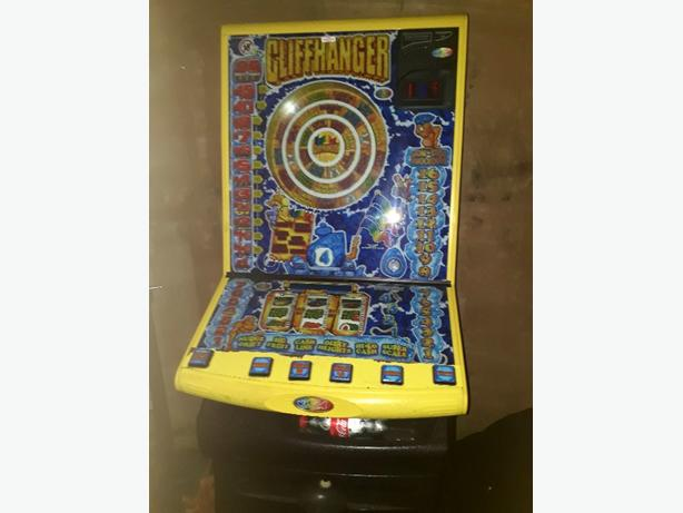 fruit machine in working order spares and repairs