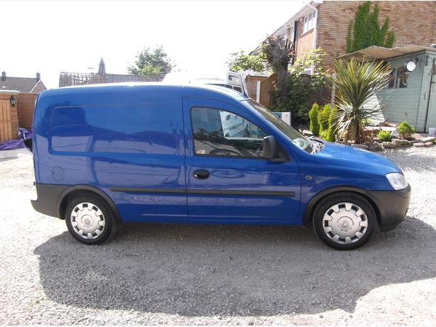vauxhall combo 1.7 DI- 2004- mot jan 2019 no offers