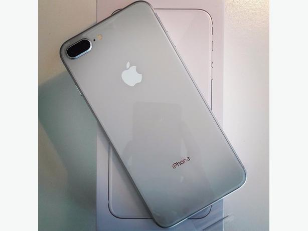 iPhone 8 Plus Unlocked 64GB Silver