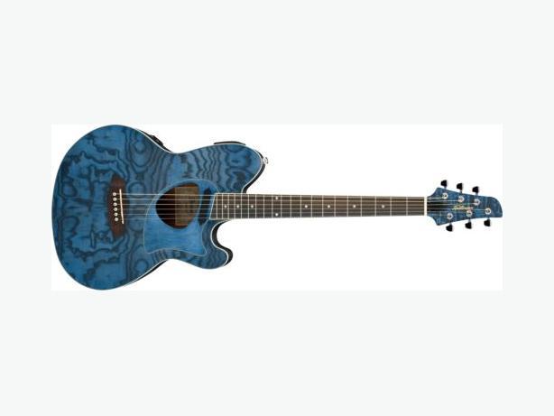 Ibanez Talman Tcm50  Blue
