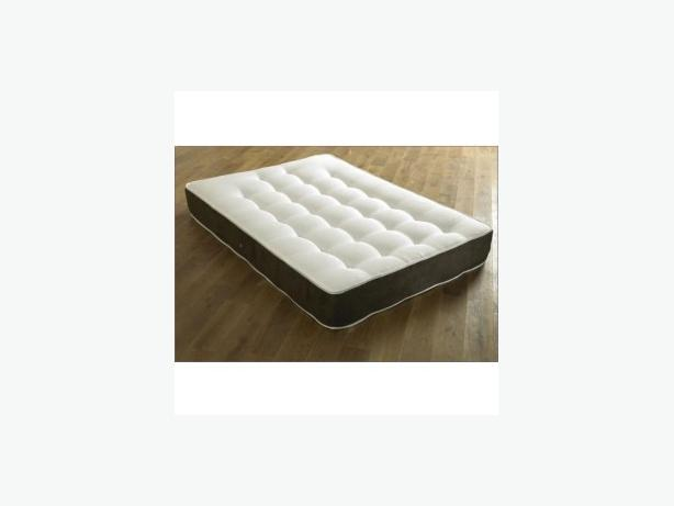 kingsize 5ft size memory foam built in semi orthopaedic mattress
