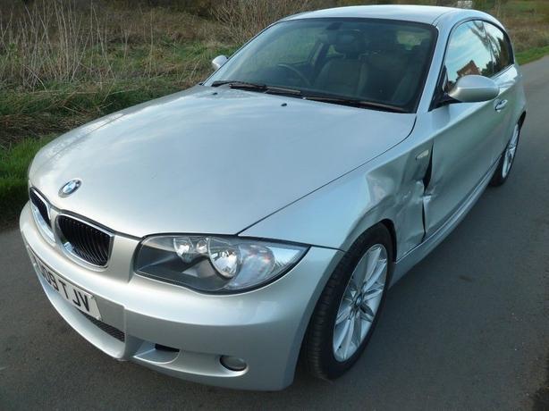 BMW 118D M Sport 2009