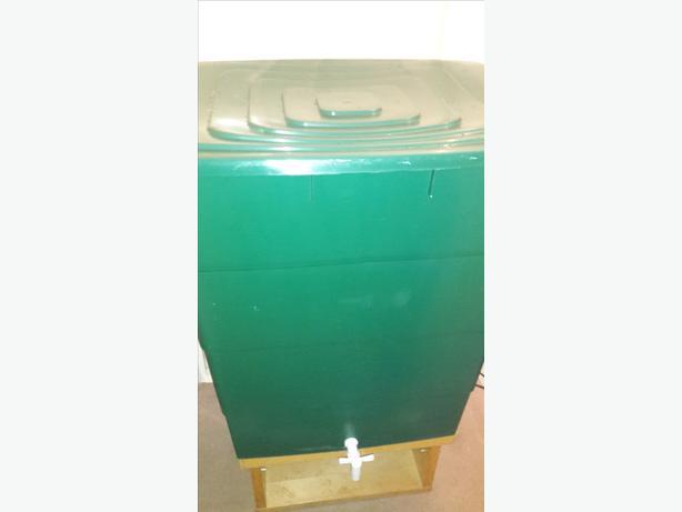 300 Litre Heavy Duty Gardening Water Tank for Garden, Greenhouse, Allotments