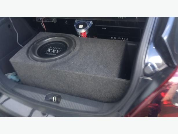"COMPETITION CAR SUBWOOFER 12""*"