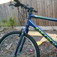carrera axle ltd blue mountain bike
