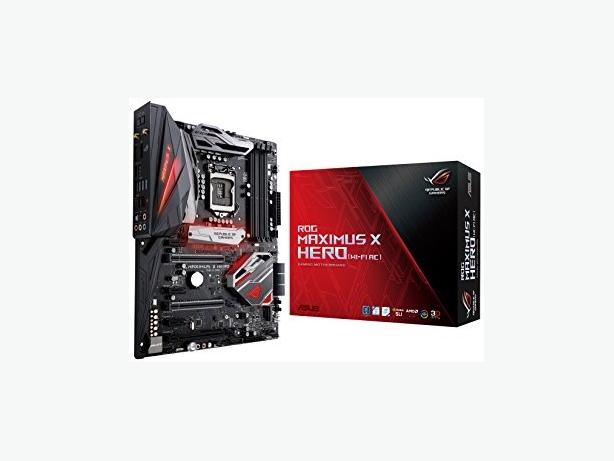 Asus Z370 Maximus X Hero Motherboard