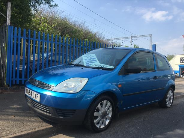 2005 Ford Fiesta 1.4 Petrol Long Mot *BARGAIN*