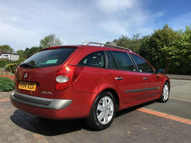 04 Renault Laguna 2.0 Turbo long mot 80k