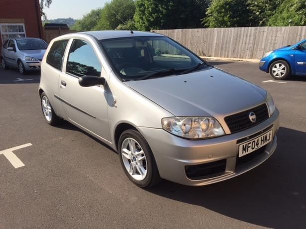 Fiat Punto 04 Active Sport 1.2 Petrol, Great condition.