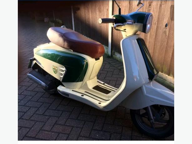 Lambereta ln 125 scooter