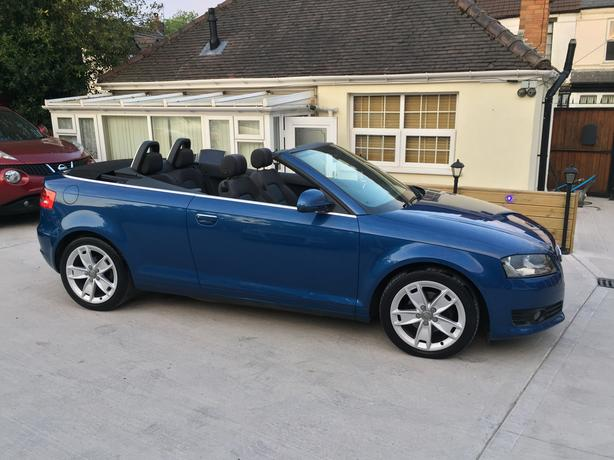 2008 58 AUDI A3 CABRIOLET 1.9 TDI SPORT *PART EXCHANGE AVAILABLE*