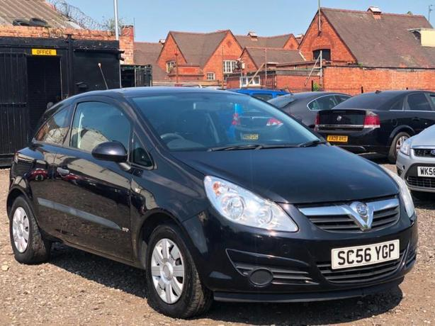 '56' 2007 VAUXHALL CORSA 1.0L + IDEAL FIRST CAR + LOW 72K MILES