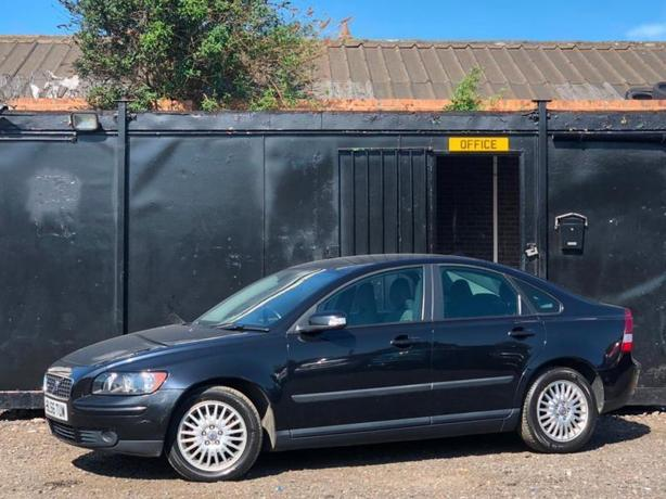 56' 2007 VOLVO S40 1.6 S + TIMING BELT DONE + FACELIFT + F/SERVICE HISTORY