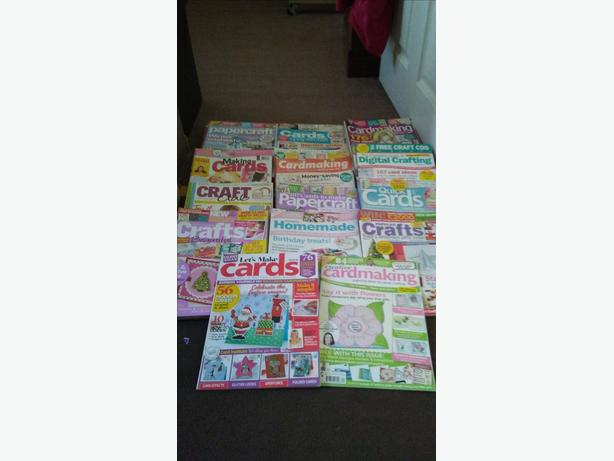 Card Making Magazines Walsall Walsall