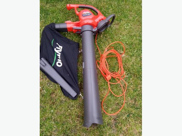Flymo blower/vacuum