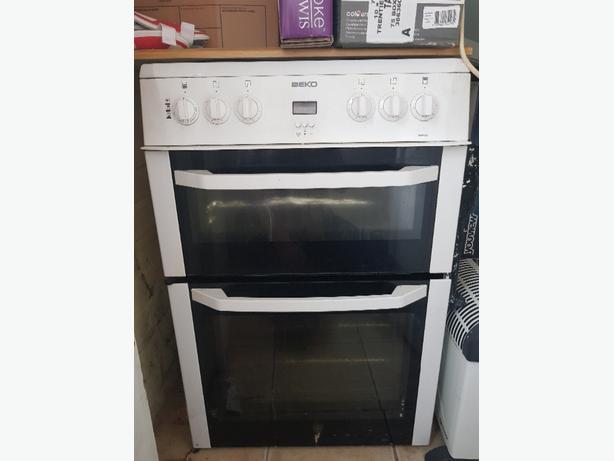 Beko 60cm width electric cooker