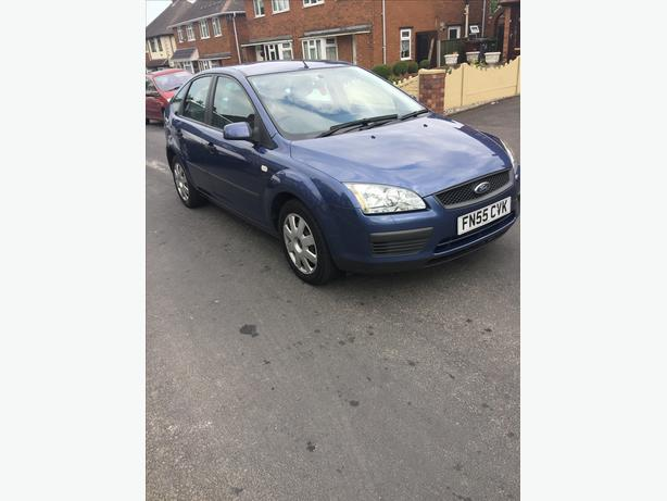 Ford Focus 1.6 tdci 2006 **very low mileage**