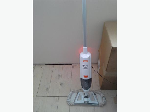 vax dust and floor cleaner