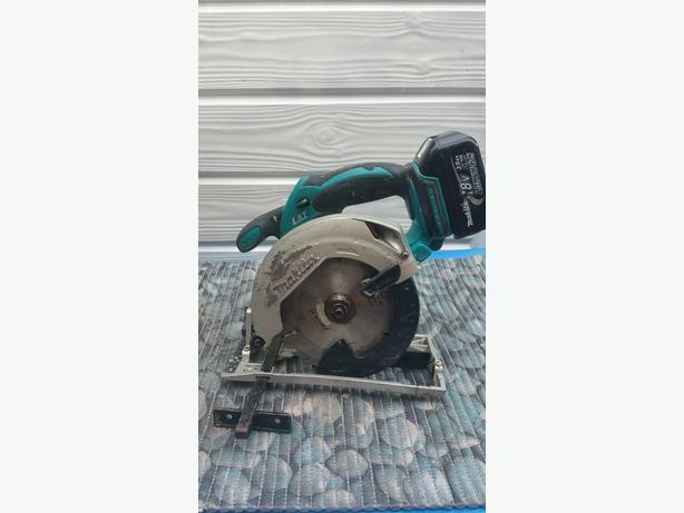 Makita DSS611 18V LXT Cordless Circular Saw