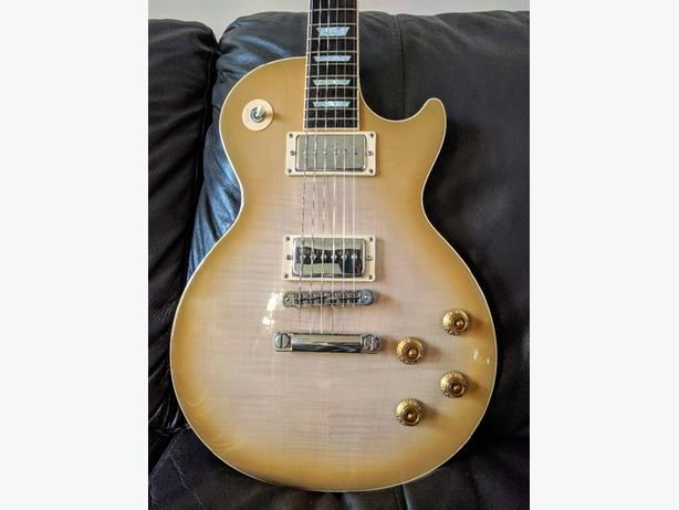 FOR TRADE:  Gibson Les Paul standard 2004
