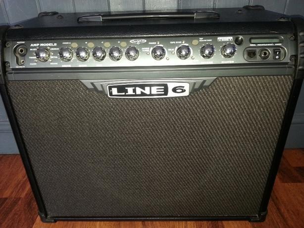 line 6 75 watt amp
