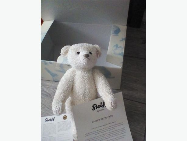 STEIFF LIMITED EDITION Papier bear
