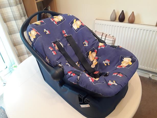 Baby Ride Car Seat