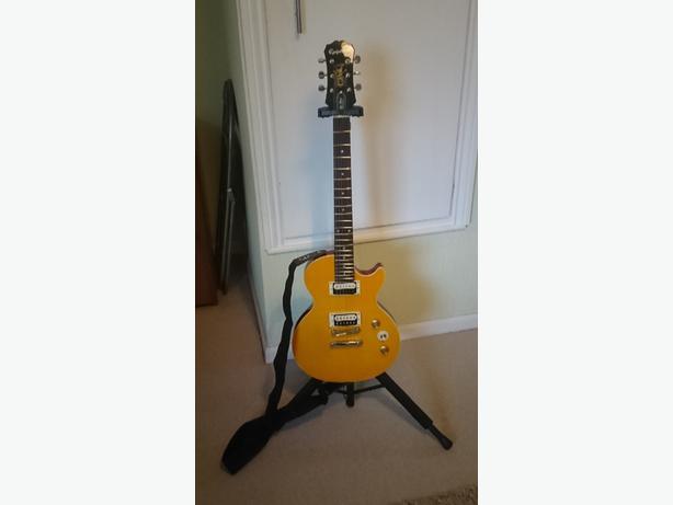 Slash les paul special guitar set up
