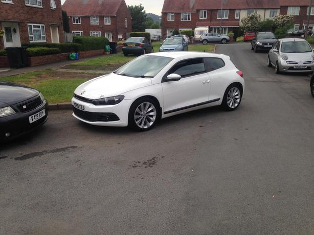 Very scirocco 2.0 tdi top spec