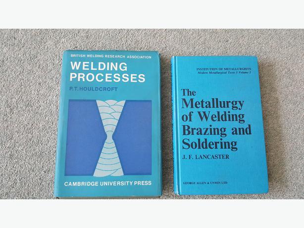 Welding Processes & Welding Brazing & Soldering