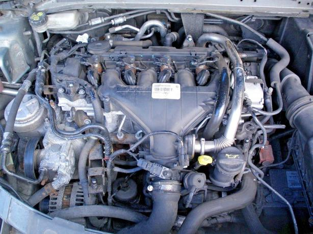 Ford Mondeo 2008 2 0 Diesel Engine Complete Qxba Code