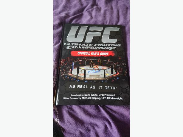 UFC OFFICIAL FANS GUIDE by Dana White