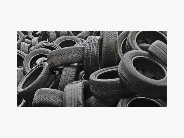 FREE SCRAP TYRES - FIRST CHOICE BREAKERS - 01902 399912