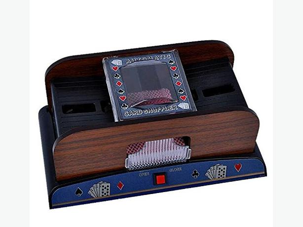 Automatic Playing Cards Shuffler Machine