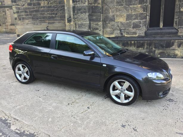 2007 AUDI A3 SPORT TDI QUARTTO 2.0 TDI *PART EXCHANGE AVAILABLE*