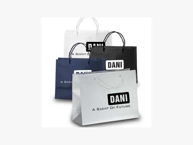 Buy Custom Printed Paper Bags at Wholesale Price