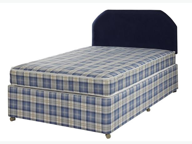 brandnew wrapped/sealed double divan bed £85