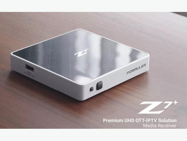 Formuler Z7+ Premium Android Box