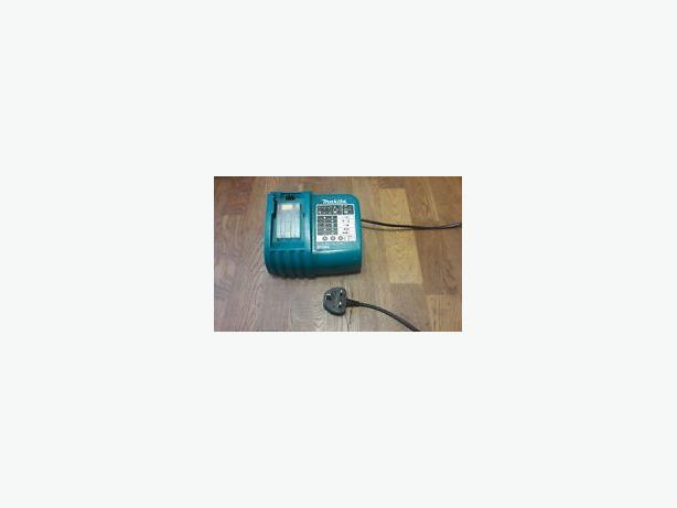 WANTED makita charger 18volt