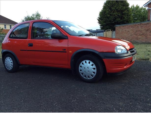 Vauxhall Corsa LS 3 Door Hatchback