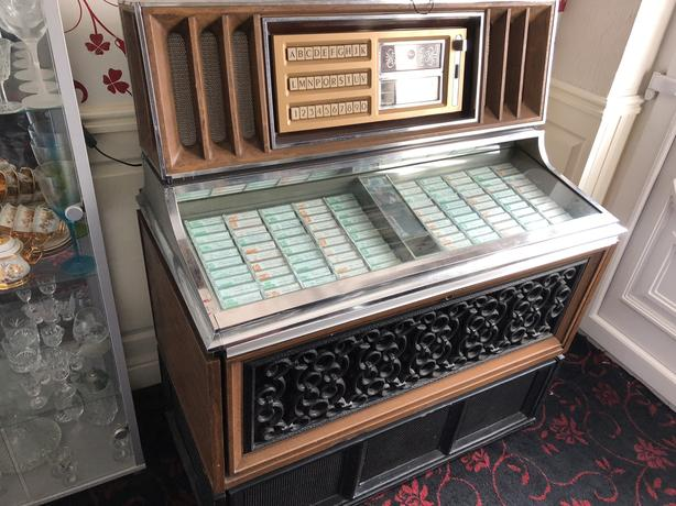 Rowe-Ami 1974 Classic Jukebox with Records Willenhall, Sandwell