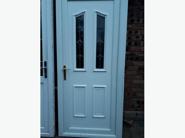upvc Back door 915x2040