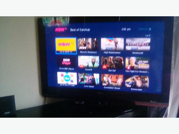 LG TV 46 inch