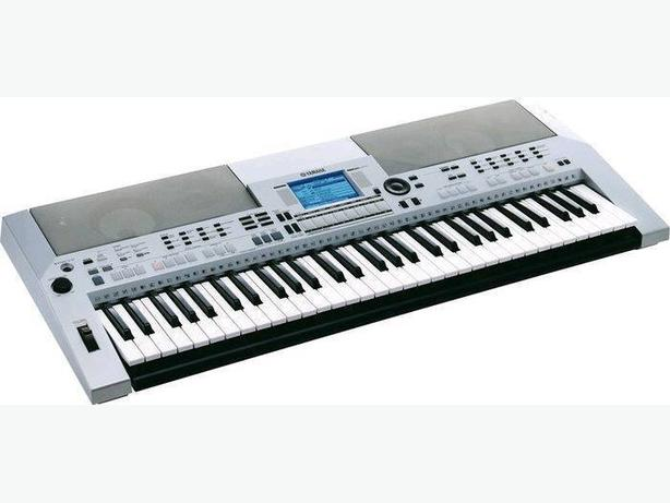 YAMAHA PSR S550 KEYBOARD ARRANGER