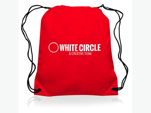 Buy China Custom Drawstring Backpack Bags