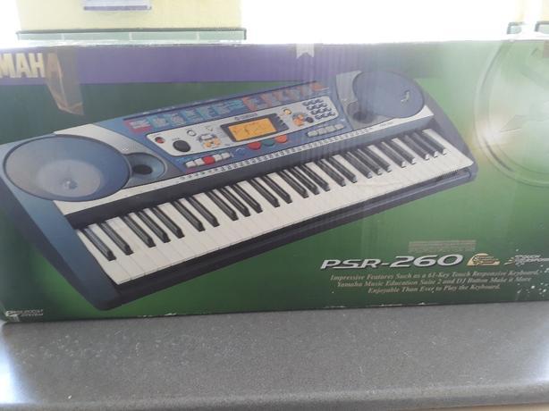Yamaha psr 260