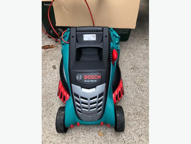 Bosch Rotak 400 Electric Lownmower