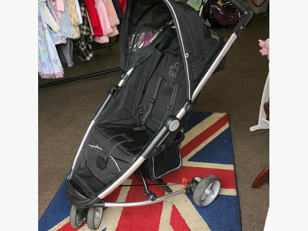 Quinney stroller