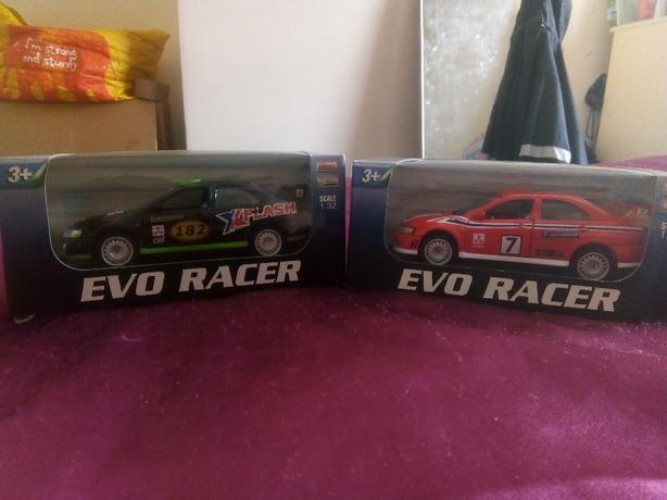 evo racers cars